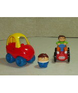 Little Tikes Cozy Coupe & Driver & Burger King Car - $7.50