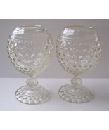Duncan & Miller Hobnail Thousand Eye Ivy Ball V... - $99.00
