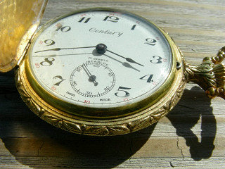 Arnex Swiss Made Mechanical Pocket Watch # 18175