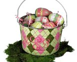 Buy Personalized Monogrammed Easter Bucket/Basket Argyle