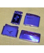 Variety Of Four Lighters 1 Fisher -1 Ronson -1 ... - $15.00