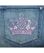 NWT $298 Rock & Republic Kasandra Lilac Crystal... - $125.00
