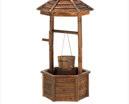 14652_rustic_wishing_well_planter