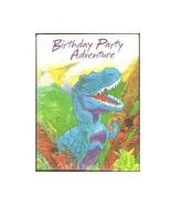 Birthday Invitations T-Rex Adventure 10 Pack Wi... - $4.75