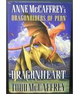 Dragonheart Dragonriders of Pern by Todd J. McC... - $6.00