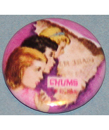 Nancy Drew Pin Chums FREE w/purchase - $0.00