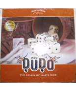 Dudo Bookshelf Edition 2 To 4 Players Ages 8 An... - $39.99