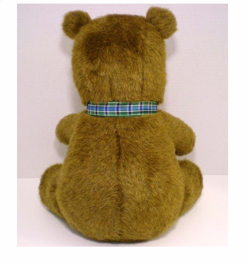 Image 2 of Robert Raikes Prototype Kevi Woody bear 1987