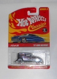 Hot Wheels 2006 '32  Ford Delivery Classic 3 MOC
