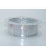 Ribbon Prismatic Silver Wrap 3/4