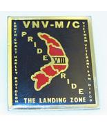 San Diego Vietnam Veterans MC Harley Davidson Pin  - $4.00