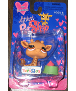 * Littlest Pet Shop #526 Toys R Us Giraffe MOC - $9.99