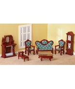 Mini Living Room Collectible Furniture Set - $32.95