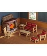 Mini Lodge Furniture Set - $32.95
