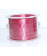 Ribbon Red Curling 1/4