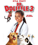 Dr. Dolittle 3 (2009, Fullscreen Widescreen DVD) - $5.00