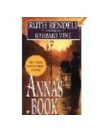 Anna's Book by Ruth Rendell English Mystery pb - $1.00