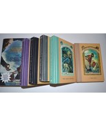 A Series of Unfortunate Events 1-5, 7, 11, 13 - $40.00