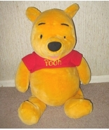 Disney Fisher Price  Plush Giant My Talking Pooh - $30.00