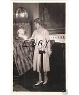 Mary Pickford Vintage Paris Photo 1920's RARE S... - $89.99