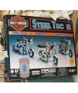Remco Steel Tec Harley Construction System 201 - $30.00