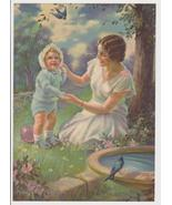 Mabel Rollins Harris Print Happiness Child and ... - $12.00