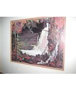 Tom Thomson Woodland Waterfall Framed Print  - $58.50