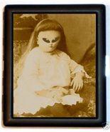 Alien Child Victorian Alter Art Surreal Cigaret... - $9.29