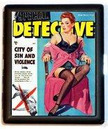 Special Detective ID Cigarette Case Rockabilly ... - $9.89