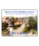 2013 Picture the Past Calendar - $2.00