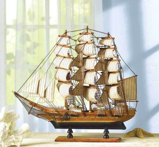 Image 0 of Model Square Rigger