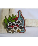 Coca Cola Olympic Pin - $3.00