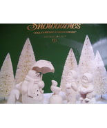 SNOWBABIES JOLLY FRIENDS FOREVERMORE  - $26.00