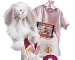 Buy Gift Baskets - Look Who's One&quot; - Girl Gift Baskets