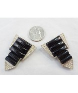 Two Kenneth Lane KJL Deco Style Couture Runway ... - $130.00