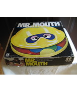 MR MOUTH Game Tomy 1976 Battery Operated Vintage 