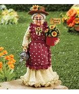 Grandma Grandparents Garden Statue - $18.85