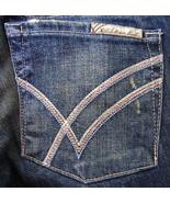 NWT $220 William Rast Stella Bootcut Jeans in B... - $134.99