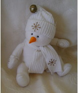 Marshmallow, A Christmas Snowman from First & M... - $7.00