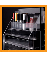 acrylic lipstick holder display rack stand lip ... - $21.00