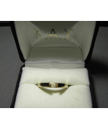 14k and Platinum semi mount Ring Kay Jewelers T... - $240.00