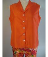 Womans Summer Pantsuit By Scarlett Size 18 New - $28.00
