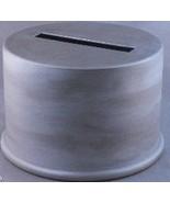 Round Boutique Tissue Holder  - $50.36
