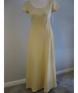 Empire Formal Gown By Jim Hjelm Occassions Size... - $57.00