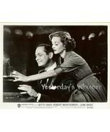 Bette DAVIS Robert MONTGOMERY June BRIDE Origin... - $14.99