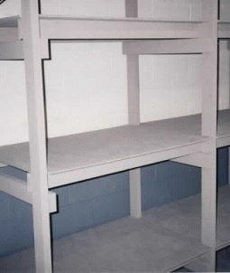 Garage Shelves Plans | The Storage Cabinet