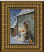 The Angel Knocked Twice, Cross Stitch Patterns - $12.00