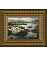 County Connemara of Ireland, Cross Stitch Pattern - $25.00