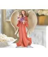 Angel With Baby Figurine - $15.95
