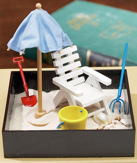 Image 1 of Beach Break Executive Mini Sandbox
